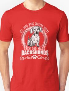 Gift for Dachshund Dog Lovers.! T-Shirt