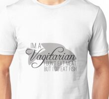 Vagitarian Unisex T-Shirt