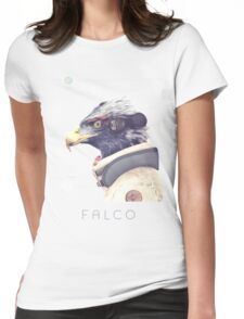 Star Team - Falco Womens Fitted T-Shirt