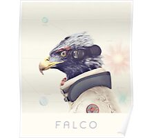 Star Team - Falco Poster