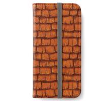 Wood Shingles iPhone Wallet/Case/Skin