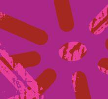 Six Persimmons Sticker