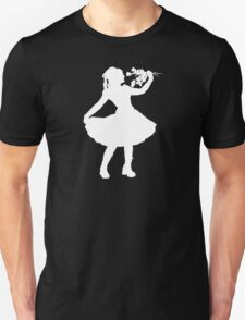 Oh Honey, You KNEW!! (White Silhouette 1) T-Shirt