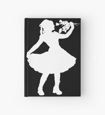 Oh Honey, You KNEW!! (White Silhouette 1) Hardcover Journal