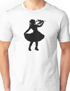 Oh Honey, You KNEW!! (Black Silhouette 1) Unisex T-Shirt