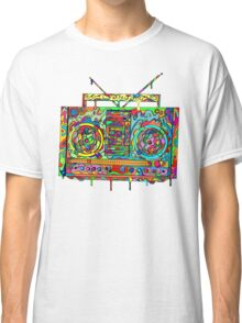 Boom Box Classic T-Shirt