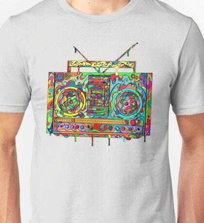 Boom Box Unisex T-Shirt