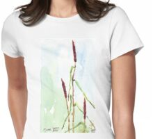 Manna from heaven (Babala) - Botanical Womens Fitted T-Shirt