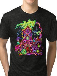 Gnome House Tri-blend T-Shirt