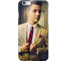 Luis coronel iPhone Case/Skin