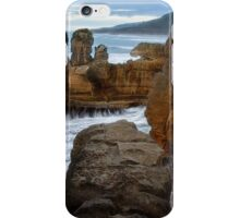 Punakaiki Pancake Rocks iPhone Case/Skin