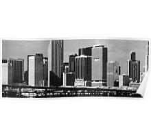 Infrared Miami Poster