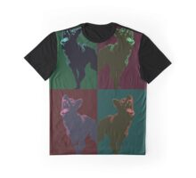 Warhol Style Jude Graphic T-Shirt