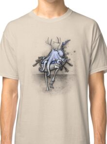 Octo Walker Shirt (Light Background) Classic T-Shirt
