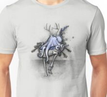 Octo Walker Shirt (Light Background) Unisex T-Shirt