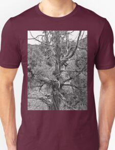 Black and White Juniper T-Shirt