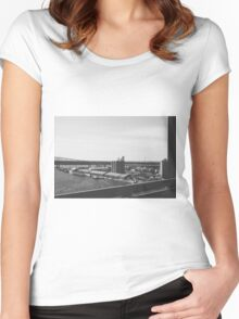 CIty Women's Fitted Scoop T-Shirt