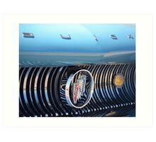 1960 Buick LeSabre Convertible Art Print