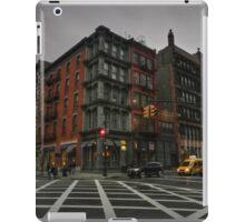 New York City - SoHo 006 iPad Case/Skin