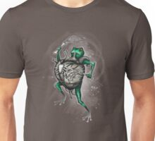 Frog Beater Shirt (Dark Background) Unisex T-Shirt