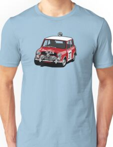 Fortitude's 'Paddy Hopkirk 37' Mini Cooper S T-Shirt