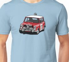 Fortitude's 'Paddy Hopkirk 37' Mini Cooper S Unisex T-Shirt