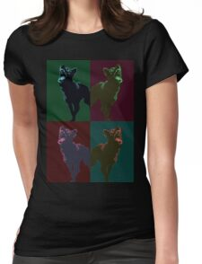 Warhol Style Jude Womens Fitted T-Shirt