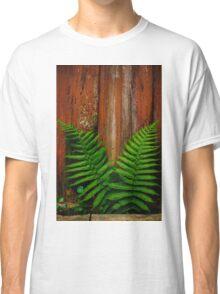 Plants and Wood Classic T-Shirt