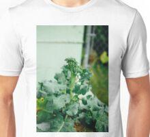 Broccoli In The Garden Unisex T-Shirt
