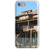 Rusty Duck Restaurant and Saloon, Closed iPhone Case/Skin
