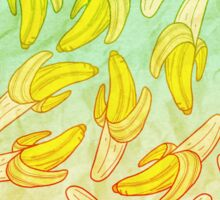BANANA - RAINBOW by Kohii Love & Toso Journ Sticker