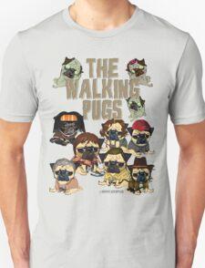 The Walking Pugs Unisex T-Shirt