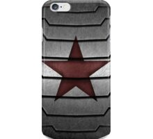 Winter Soldier Star iPhone Case/Skin
