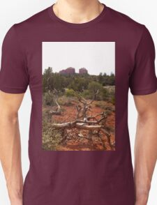 Red Rocks and Junipers T-Shirt