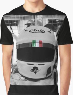 Italian Racing Graphic T-Shirt