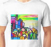 Rainbow Houses T-Shirt