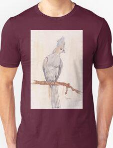 Grey Loerie in my garden T-Shirt