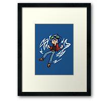Chibi Giga Framed Print