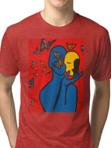 Skin Deep Tri-blend T-Shirt