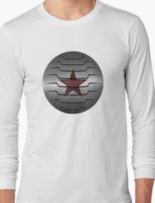 Winter Soldier Star Long Sleeve T-Shirt