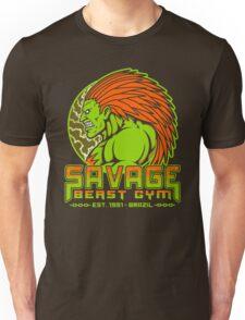 Savage Beast Gym Unisex T-Shirt