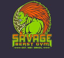 Savage Beast Gym Unisex T-Shirt