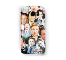 Seth Meyers collage Samsung Galaxy Case/Skin