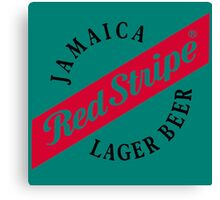 The Best Lager Canvas Print