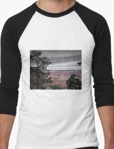 Grand Canyon 19 Men's Baseball ¾ T-Shirt