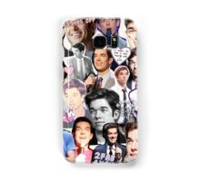 John Mulaney collage Samsung Galaxy Case/Skin