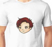 BTS-Jungkook Chibi Head Unisex T-Shirt