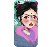 San Francisco II by Ane Teruel  iPhone Case/Skin