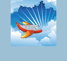 Airplane in the Sky Unisex T-Shirt