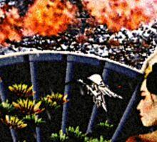 皇后とアサシン Kōgō to asashin Sticker